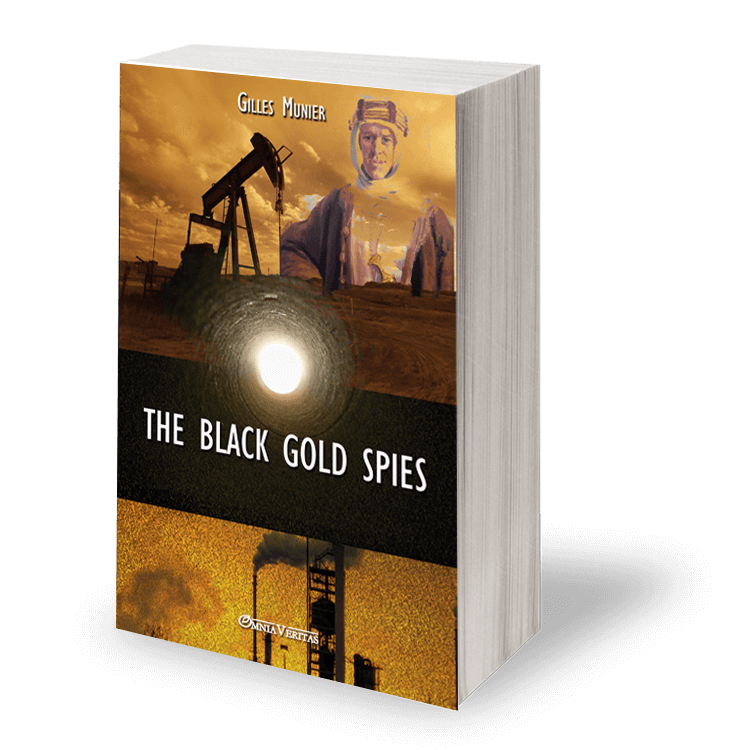 The Black Gold Spies