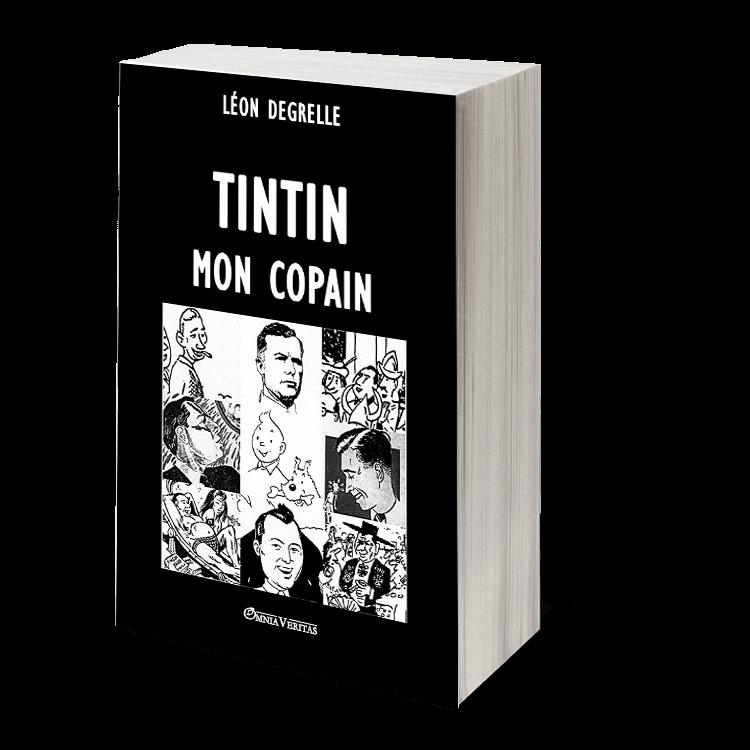 Tintin, mon copain