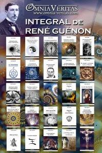 Las obras completas de René Guénon